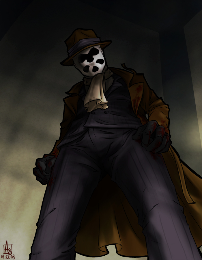 Rorschach by saeryph