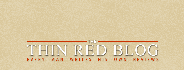 The Thin Red Blog logo by JacobPhilpott