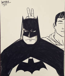 Why So Serious...? by JNcomix