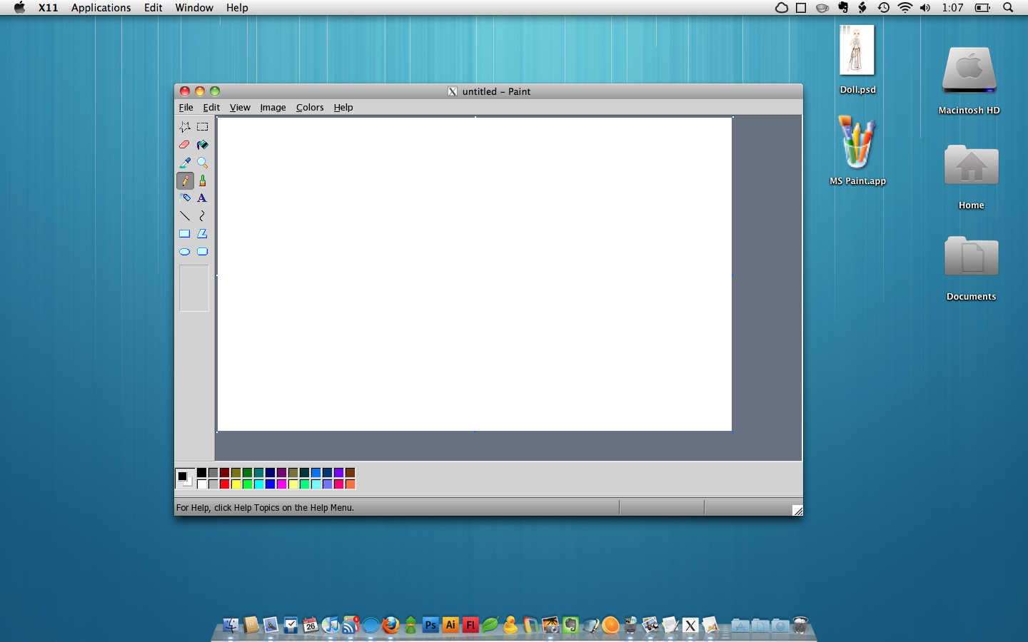 Mac Paint Bamboom How To Use