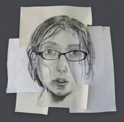 Composite Self Portrait