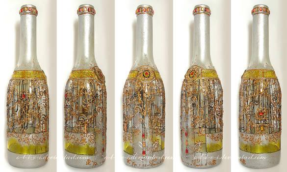 lacy bottle