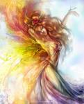 Summer Fairy by O-l-i-v-i