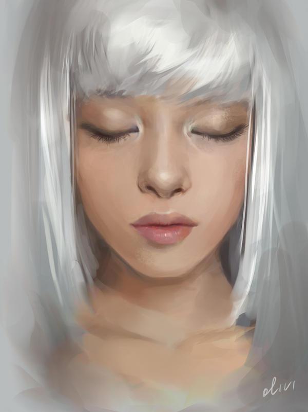 study 3 by O-l-i-v-i