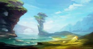 Paradis by O-l-i-v-i