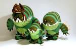 Tidehunters from DOTA 2