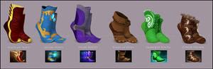 Dota 2 Boots
