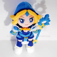Crystal Maiden from Dota2 (upd)