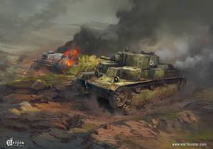 Duel /War Thunder/
