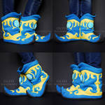 Arcane Boots - Home Slippers