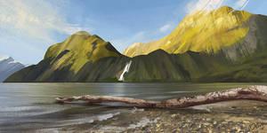 Landscape study #7
