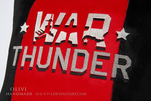 War Thunder Plush Pillow
