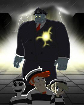 Nightmare Warden with Crossover