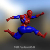 Playing With Skyler 26: Spider Skyler by FireHonest942