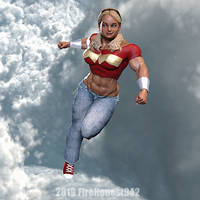 Cosplay: Skyler Rider As Wonder Girl 01