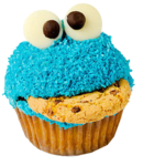 Cookie Monster PNG by SofiaChicle