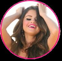 Circulo de Selena Gomez PNG hecho por mi by SofiaChicle