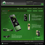 Interface - Sony