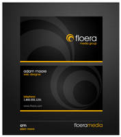 Floera Business Card by elusive