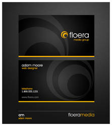 Floera Business Card