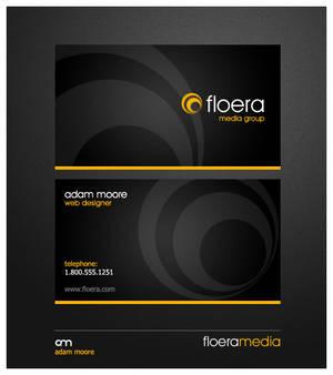 Floera Business Card