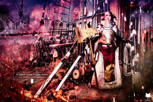 Warrior Priest of Sigmar