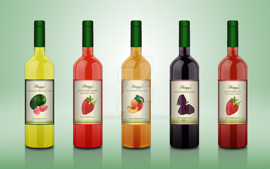 Wine Labels by JBCloset ...