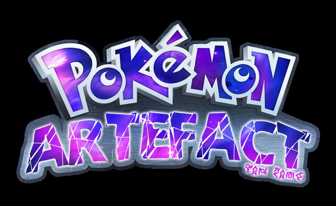 Logo Pokemon Artefact