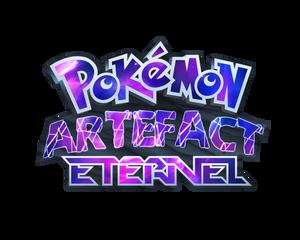 Pokemon Artefact Eternel - Logo