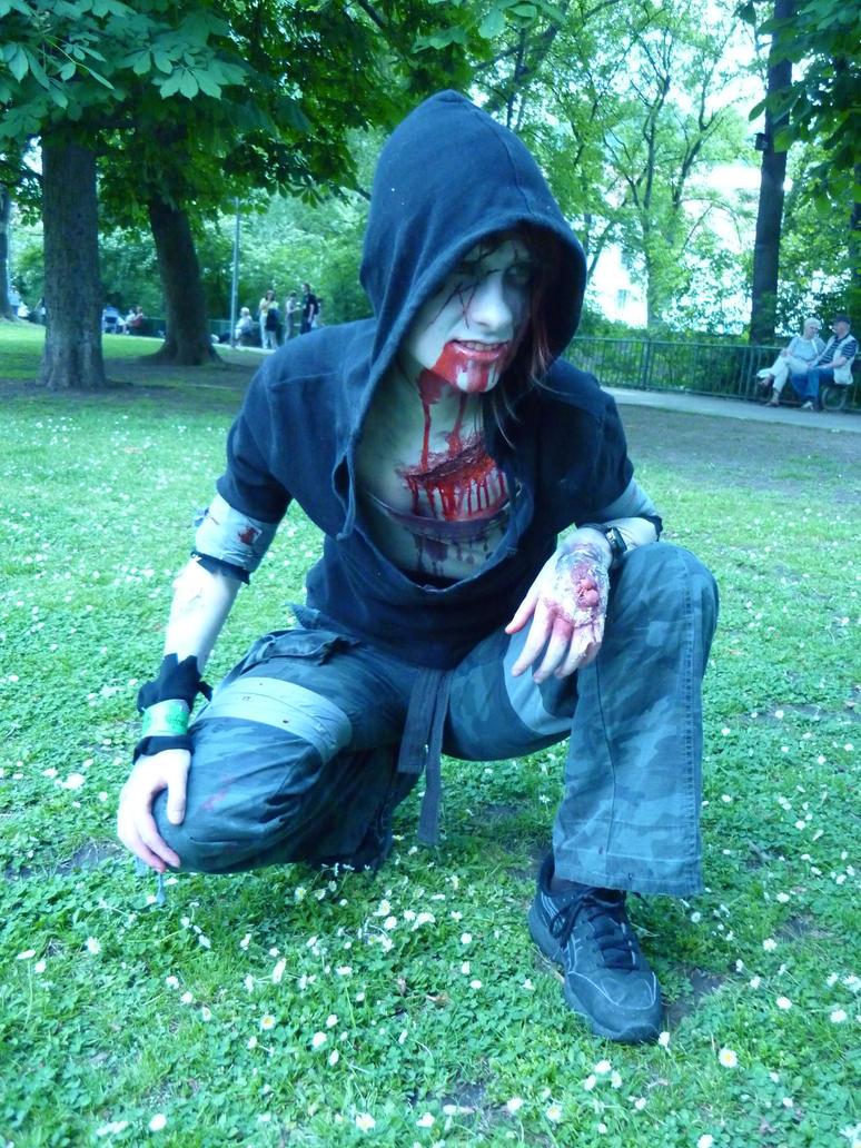 ZombieWalk Hunter by Laitiel