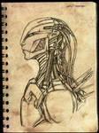 Sketch : Cyborg