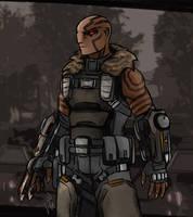 Xcom 2 - Skirmisher Jackal