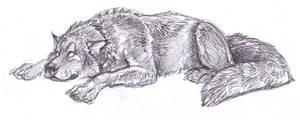 Bloodhound Omega sketch
