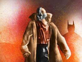 Bane rises..... by MilanPad