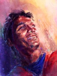 Speed painting.....