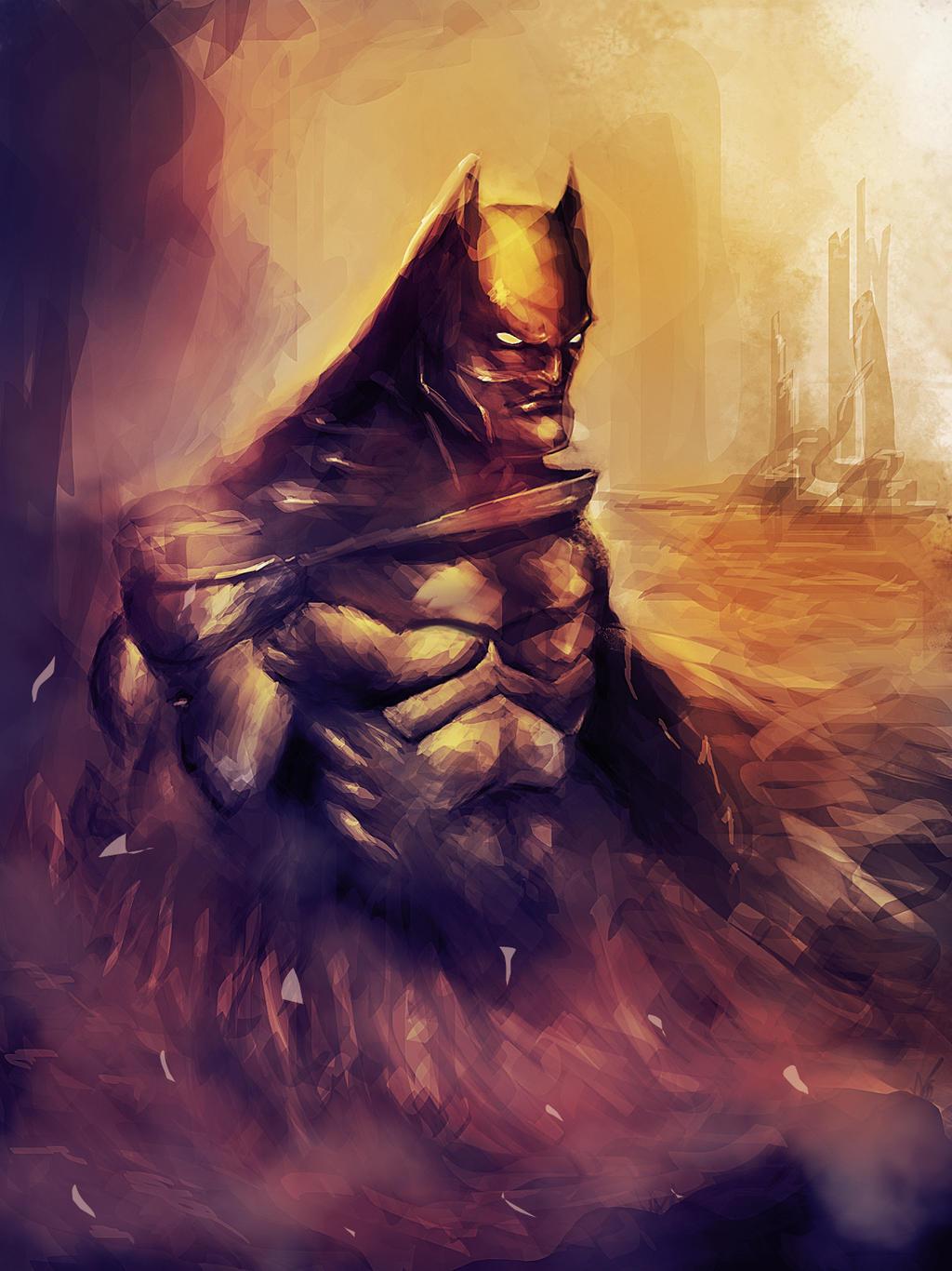 Burning Bat! Hungry Bat!