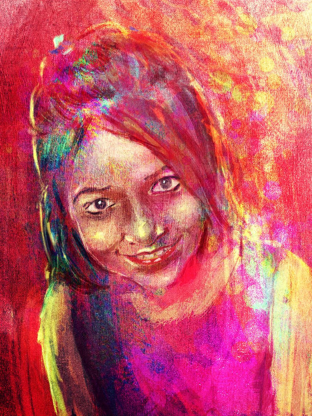 Smile.... by MilanPad