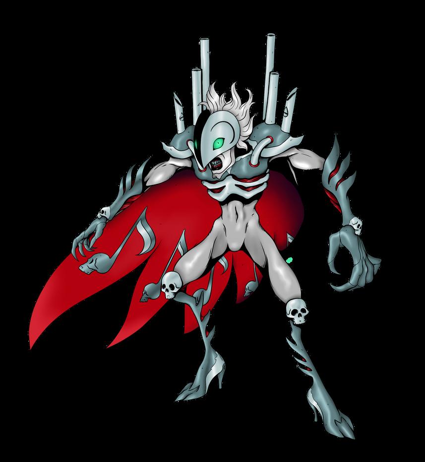 Fantomemon by AwkwardKlutz