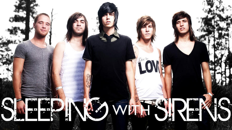 SLEEPING WITH SIRENS Tour Dates 2016 - 2017 - concert ...