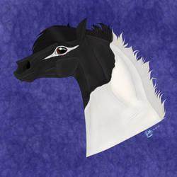 (2/2) Equine Headshot Art Payment