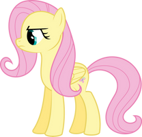 Angry Fluttershy by Soren-the-Owl