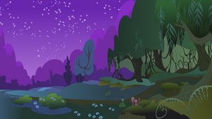 THE EVERFREE FOREST!!!
