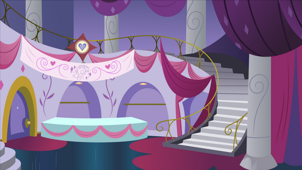 Canterlot Boutique (Stairs)