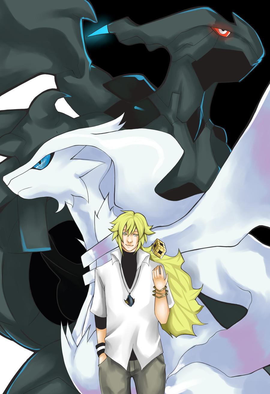 Pokemon: Black and White by MidnightZone
