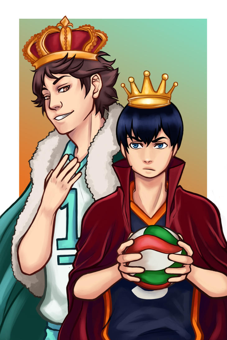 The Kings by MidnightZone