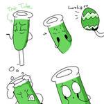 Testtube Doodles