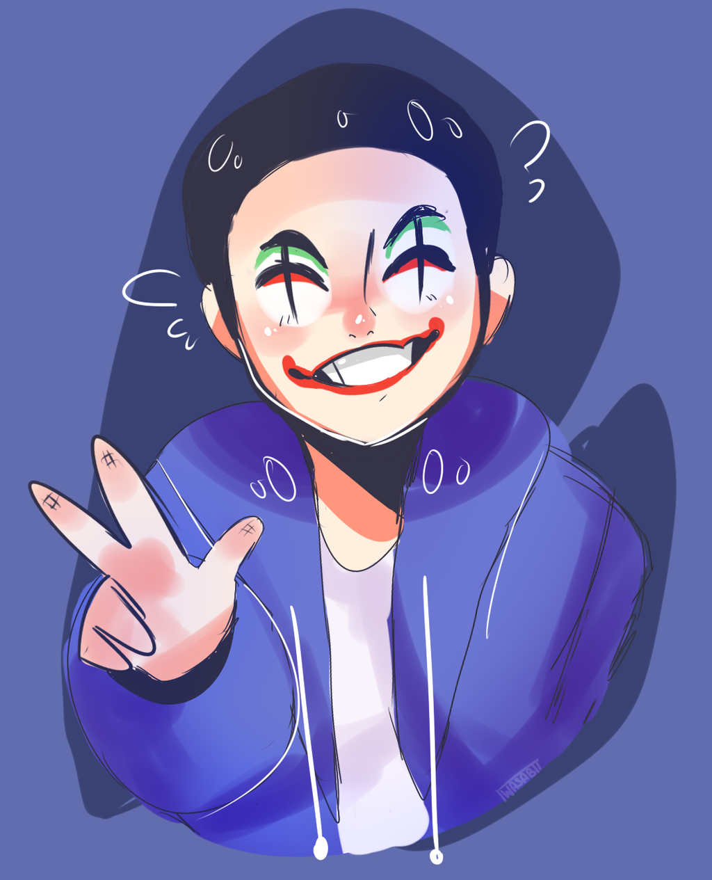 Cutie (h20) by PiNKi3XPiE on DeviantArt H20 Delirious Drawings