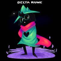 Delta rune  by PiNKi3XPiE