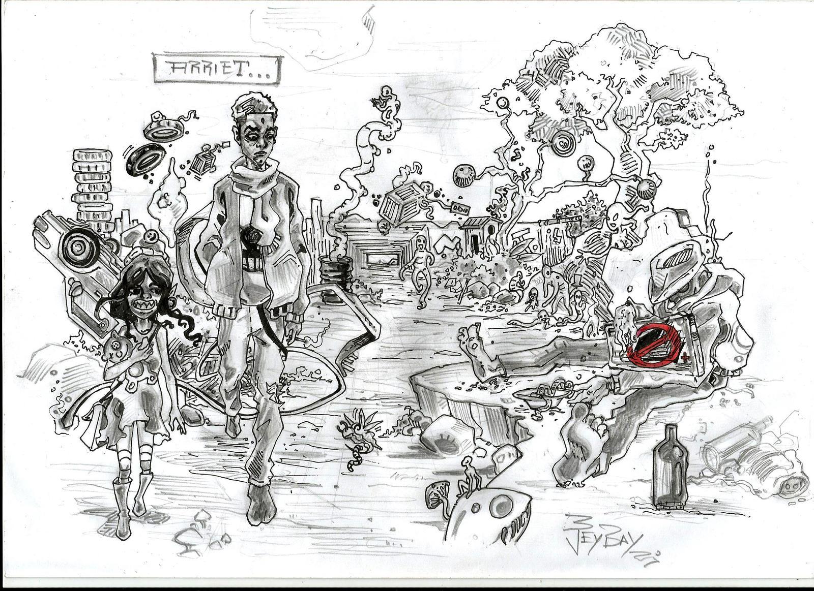 UN paseo por Arriet by Jeybay