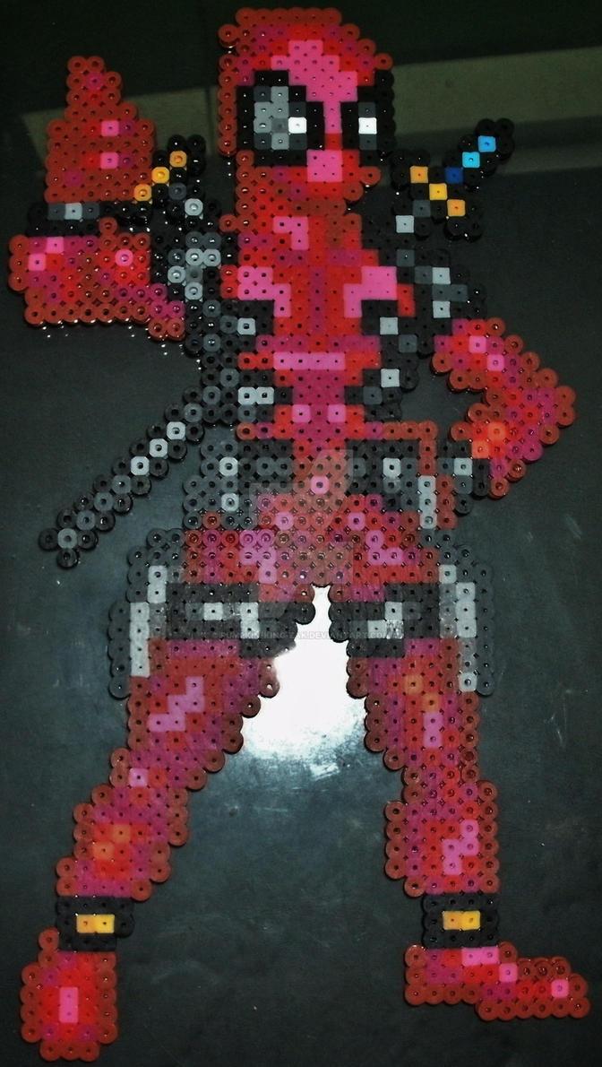 Deadpool by Pumpkin-King-Zak